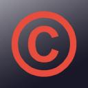 Text logo icon
