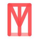 Textiel Museum logo icon