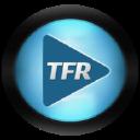 Tfr Live logo icon