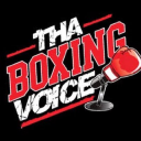 Tha Boxing Voice logo icon