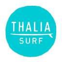 Thalia Surf logo icon