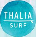 Thalia Surf logo icon