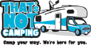 Thatsnotcamping logo icon