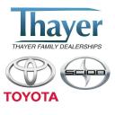 Thayer Toyota logo