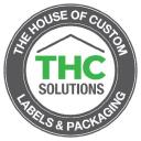 Thc Label Solutions logo icon