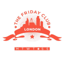 The Friday Club London logo icon