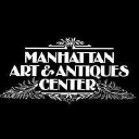 The Manhattan Art And Antiques Center logo icon
