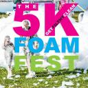 5k Foam Fest logo icon