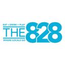 The 828 logo icon