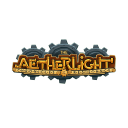 The Aetherlight logo icon