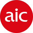 The Aic logo icon
