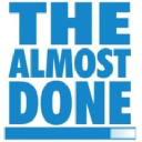 The Almost Done logo icon