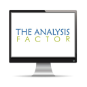 The Analysis Factor logo icon