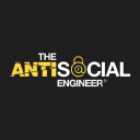 The Anti Social Engineer logo icon