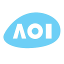 The Aoi logo icon