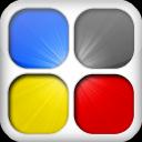 The Apple Google logo icon
