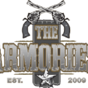 The Armories logo