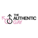The Authentic Gay logo icon