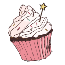 The Baking Fairy logo icon