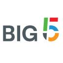 The Big 5 Heavy logo icon