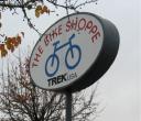 Thebikeshoppe logo icon