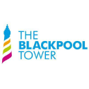 The Blackpool Tower logo icon