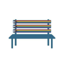 The Blue Bench logo icon