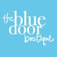 The Blue Door Boutique Logo