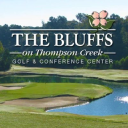 The Bluffs Golf Resort logo