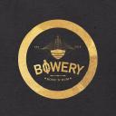 The Bowery logo icon