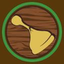 The Broken Token logo icon