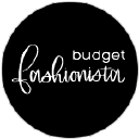 The Budget Fashionista logo icon