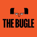 The Bugle Podcast logo icon