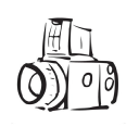 The Camera Store logo icon
