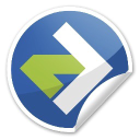 The Card Network logo icon