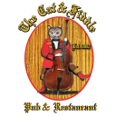 The Cat & Fiddle Pub logo icon