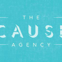 The Cause Agency logo icon