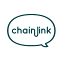 The Chainlink logo icon