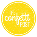 The Confetti Post logo icon