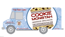 The Cookie Monstah logo icon