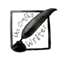 The Crafty Writer logo icon