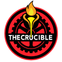 The Crucible logo icon