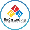 The Custom Boxes logo icon