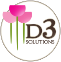 thed3.com logo icon