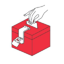 The Daily Polls logo icon