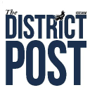 The District Post logo icon