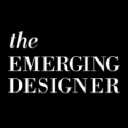 The Emerging Designer logo icon