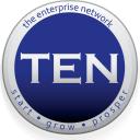 The Enterprise Network logo icon