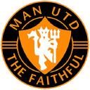 The Faithful Mufc logo icon