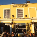 The Falcon, Clapham logo icon